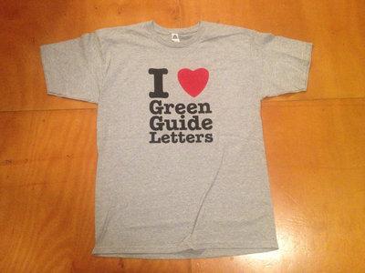 Big Front Logo T-Shirt Athletic Heather Grey + FREE iLGGL episodes 1-10 & Q&A episode main photo