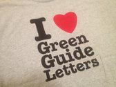 Big Front Logo T-Shirt Athletic Heather Grey + FREE iLGGL episodes 1-10 & Q&A episode photo