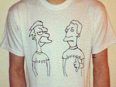 Lenny and Karl T-shirt main photo