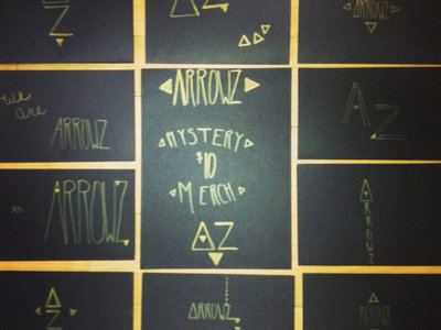 ARROWZ fanclub pack main photo