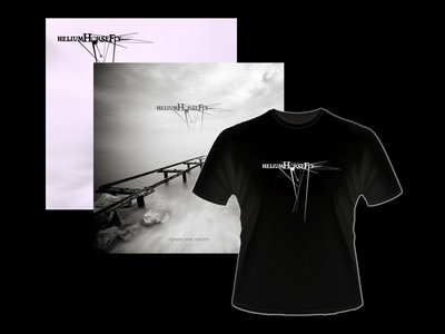 2 EP (CD Digipaks) + Tee-Shirt Bundle main photo