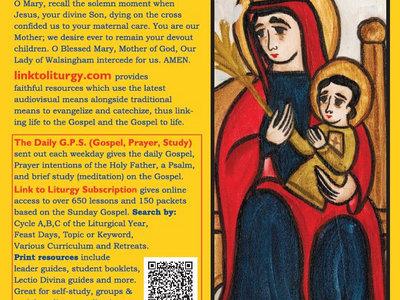 Our Lady of Walshingham - Basic Prayers I Card [25 Cards] main photo