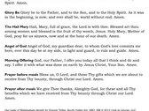 Our Lady of Walshingham - Basic Prayers I Card [25 Cards] photo