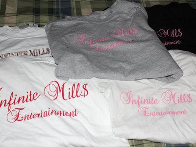 Infinite Mill$ Entertainment T-shirt main photo