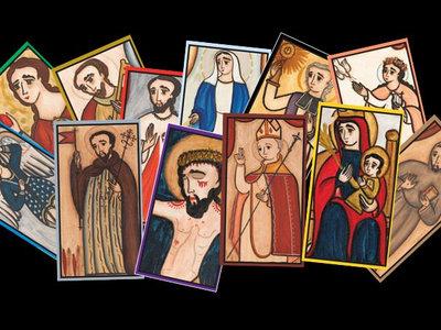 Prayer Card Set [12 Cards] main photo