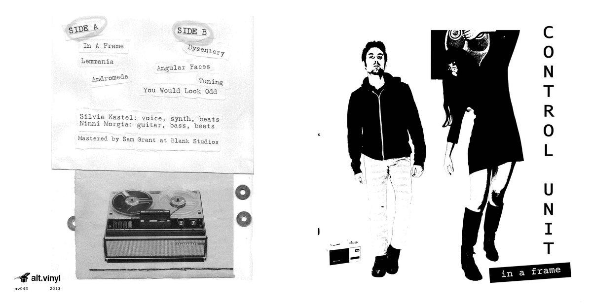 in a frame | alt.vinyl