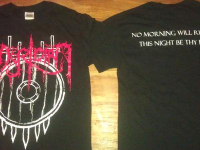 """""""This Night Be Thy Doom"""" T-shirt/Singlet main photo"""
