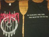 """""""This Night Be Thy Doom"""" T-shirt/Singlet photo"""