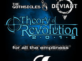 theory of revolution 2012 t-shirt photo