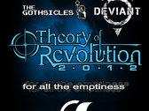 theory of revolution 2012 t-shirt photo