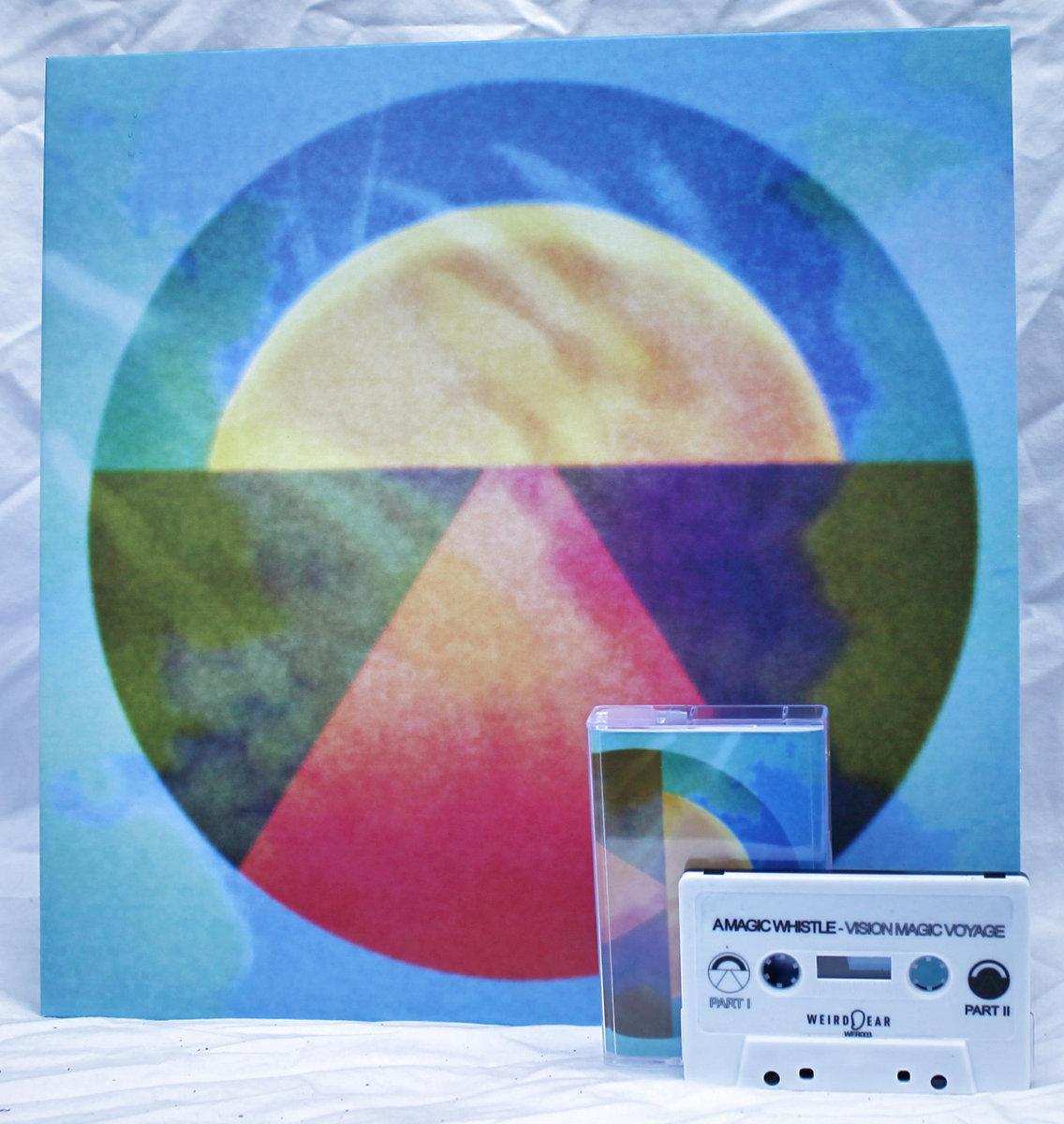 Vision Magic Voyage | Weird Ear Records
