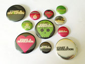 Deadly BIG Buttons (44mm) photo