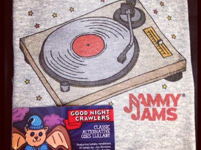 Good Night Crawlers - Download Card w/ Turntable Onesie main photo