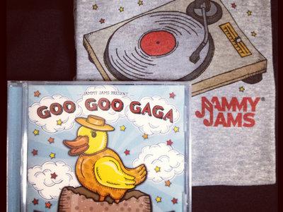 Goo Goo Gaga CD + Digital Copy w/ Turntable Onesie main photo