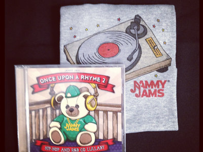 Once Upon A Rhyme 2 CD + Digital Copy w/ Turntable Onesie main photo