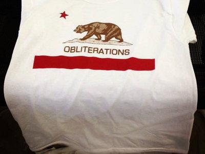 "Obliterations ""Republic"" T-Shirt main photo"