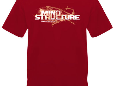 Limited edition T-shirt red main photo