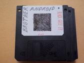 "Black Gate 3.5"" Floppy Disk photo"