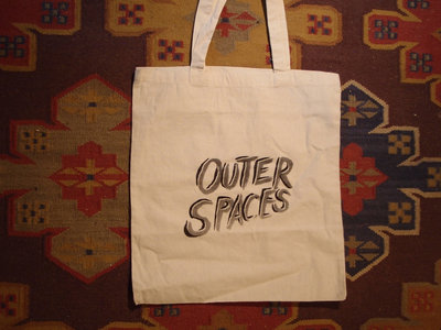 Outer Spaces Tote Bag - Natural **** O N * S A L E **** main photo