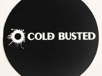 Pair of Limited Edition Cold Busted Slipmats main photo