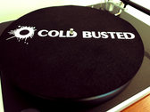 Pair of Limited Edition Cold Busted Slipmats photo