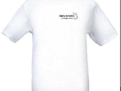 Naked Acoustic T-shirt main photo