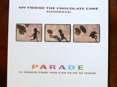 Parade Songbook main photo