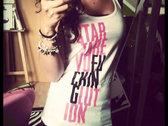 +++ SALE +++ Revo Fucking Shirt/Tank (girls) photo