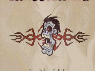 "Shatterhand - ""Bone Palace Ballet"" CDEP main photo"