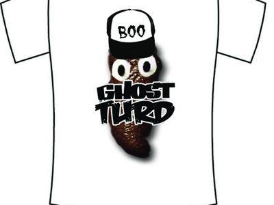 Ghost Turd Tee Shirt main photo