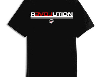 T-Shirt: REVOLUTION main photo