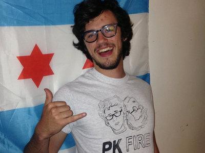 PK Fire Paul and Kurt Shirt main photo