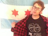 PK Fire Paul and Kurt Shirt photo