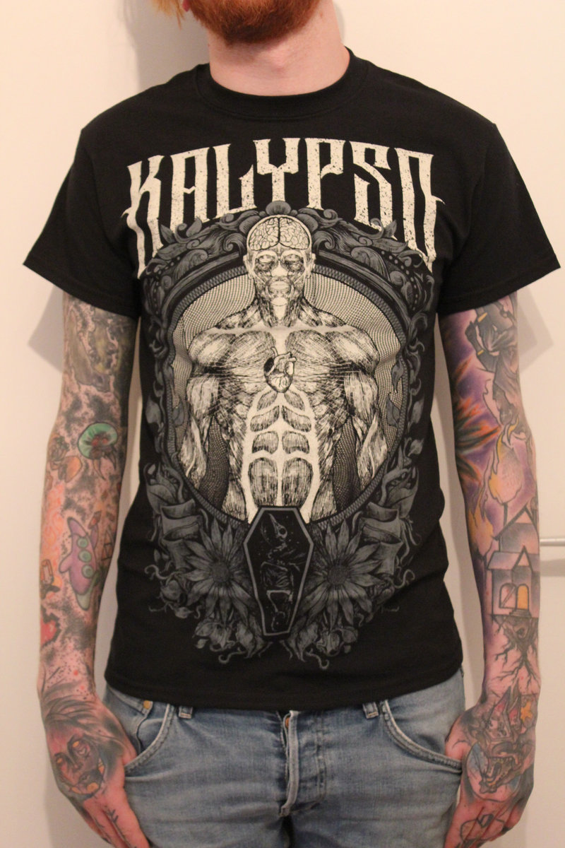 Anatomy Shirt Kalypso