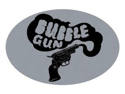 bubbleGUN Bumper Sticker main photo
