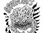 Brain Zaps - Logo T photo