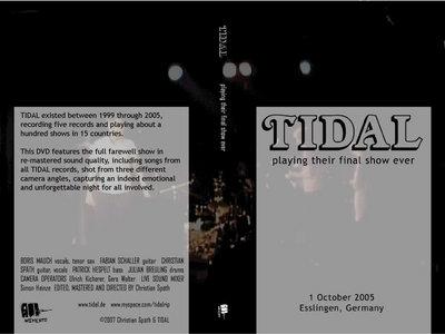 TIDAL's farewell concert 2005 main photo