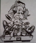 einstein the dj image