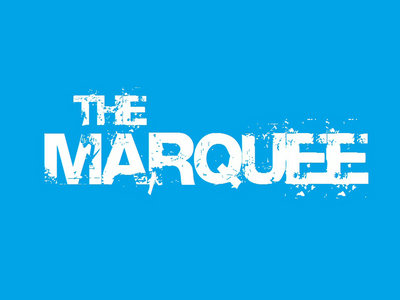 The Marquee T-Shirt in Blue main photo