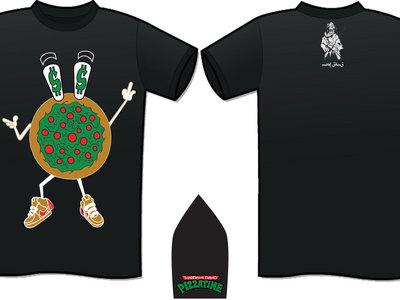 Pizza Time T-Shirt main photo