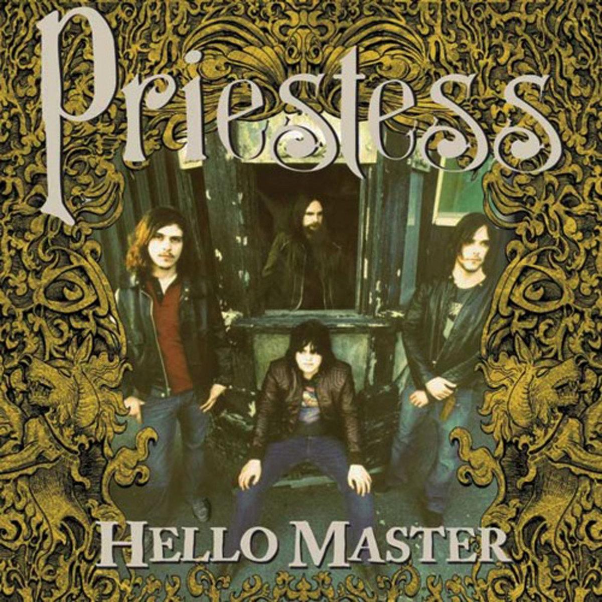 Hello Master   Priestess