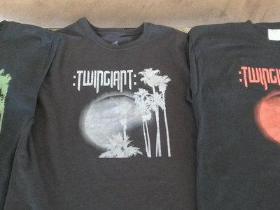 """Sin Nombre """"Palms"""" T-Shirt main photo"""