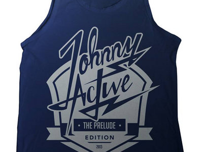 Johnny Active The Prelude Tank main photo