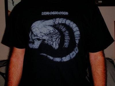 DEPHOSPHORUS - Skull T-shirt main photo