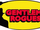 "Gentlemen Rogues ""Indy Rock"" (asphalt) t-shirt photo"