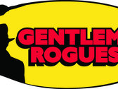 "Gentlemen Rogues ""Indy Rock"" (silver) t-shirt photo"