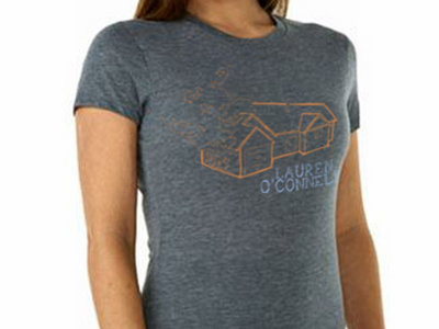 House Fire Women's T-Shirt main photo