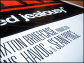 LTD Edition A3 'TR-ill' Movie Poster photo