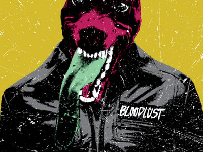 """Lincoln Hall 8/21/13 """"Bloodlust"""" Poster main photo"""