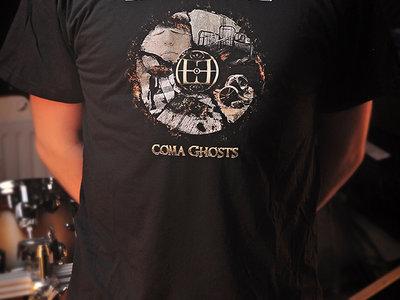"Effloresce Men-Shirt - ""Coma Ghosts"" main photo"